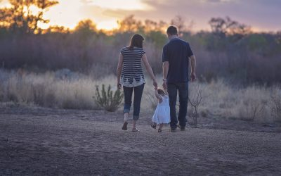 Passer du temps en famille en pleine nature